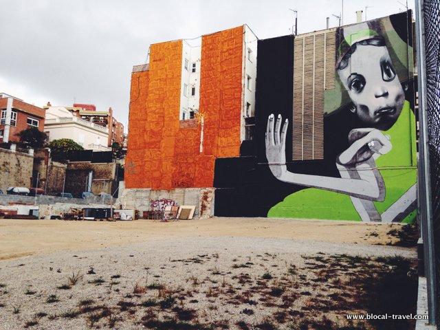 Barcelona street art guide