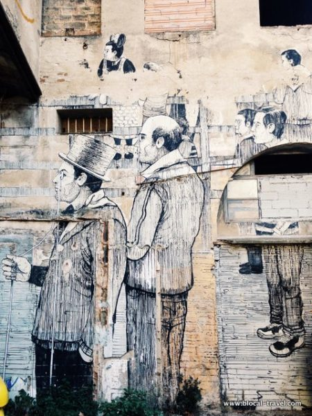 street art la escocesa barcelona