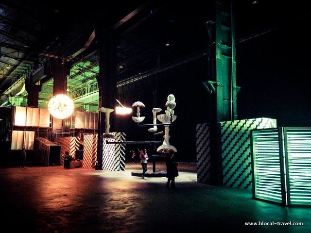 Pirelli Hangar Bicocca Milan