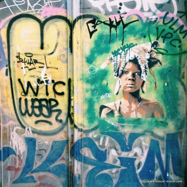 barcelona street art raval