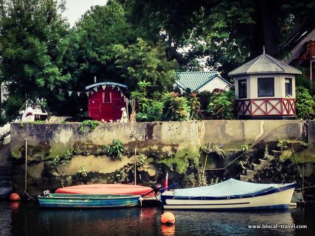 eel pie island london