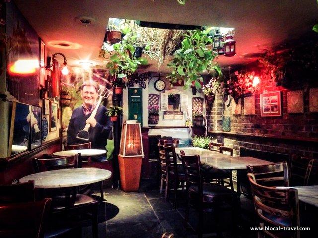 hidden thai restaurant london