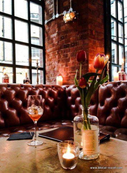 jamie oliver fifteen restaurant london