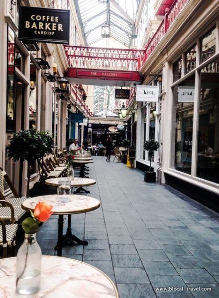 cardiff arcades shopping