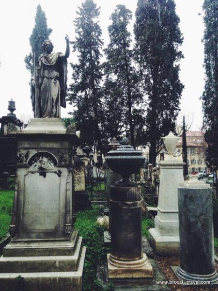cimitero degli inglesi florence
