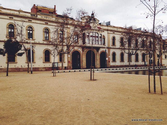 Jardins de princep de girona barcelona