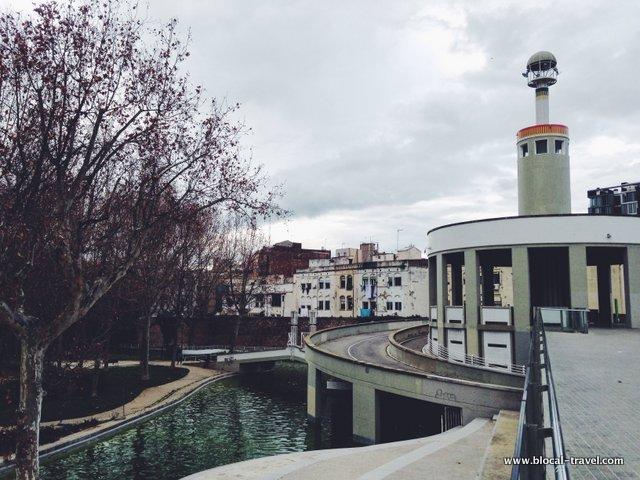 parque de la espana industrial barcelona