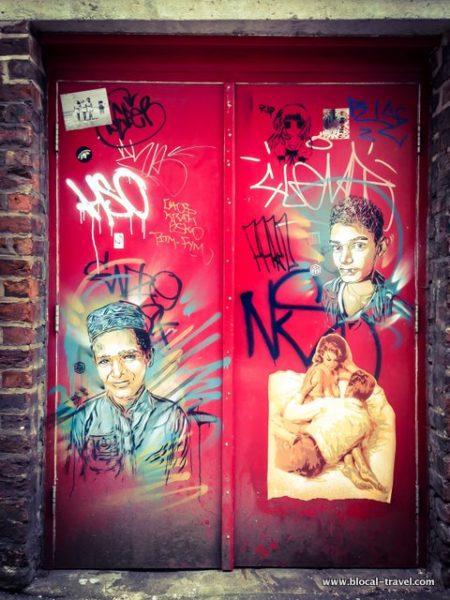 C215 manchester street art guide