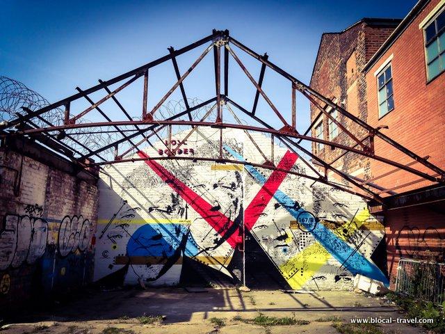 Chekos Manchester street art