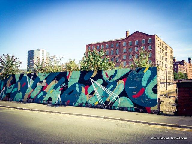 Ema Manchester street art guide