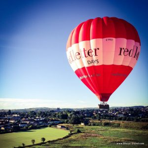 balloon flight bristol