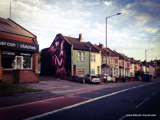 goin upfest street art bristol