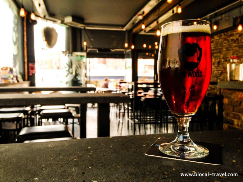 brewdog bristol food guide