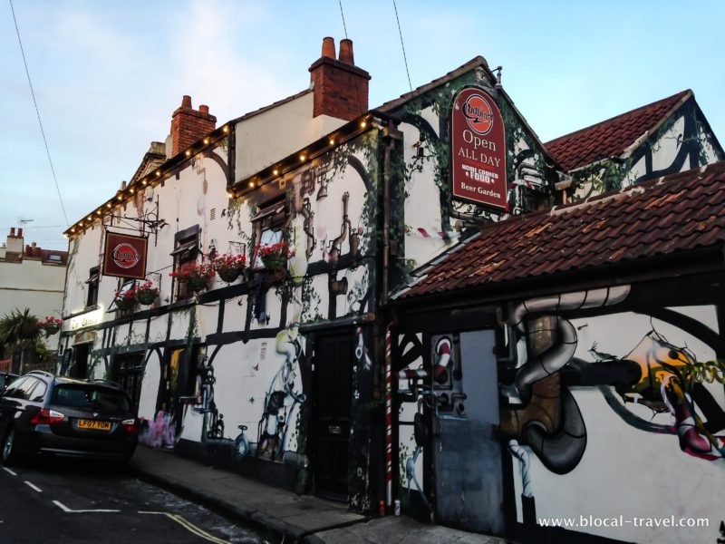 cadbury pub bristol food guide