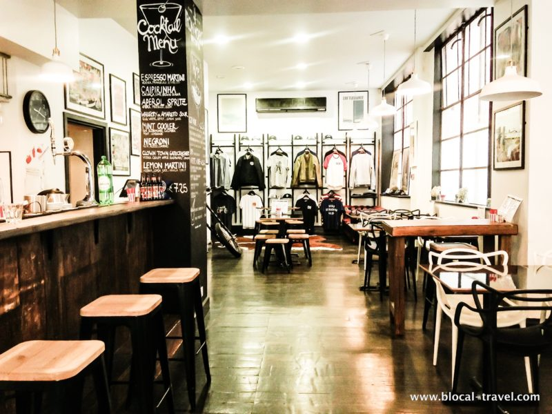 ironworks bristol food guide