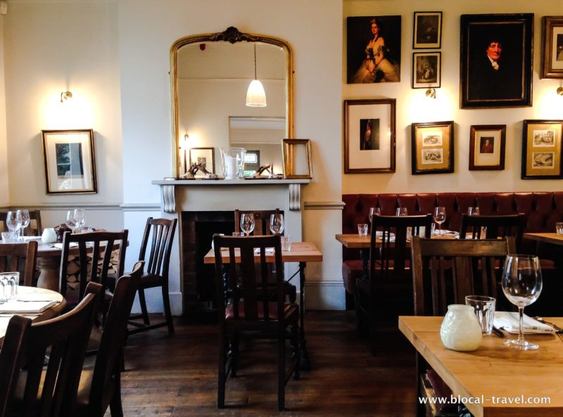 kensington arms bristol food guide