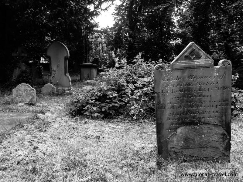 st mary graveyard cemeteries in bristol