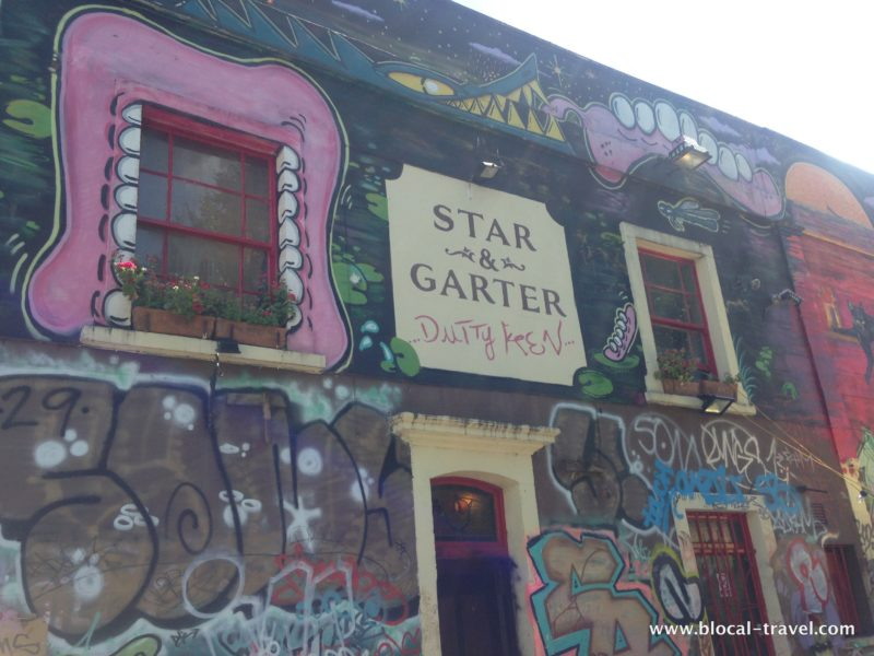 star garter pub bristol food guide