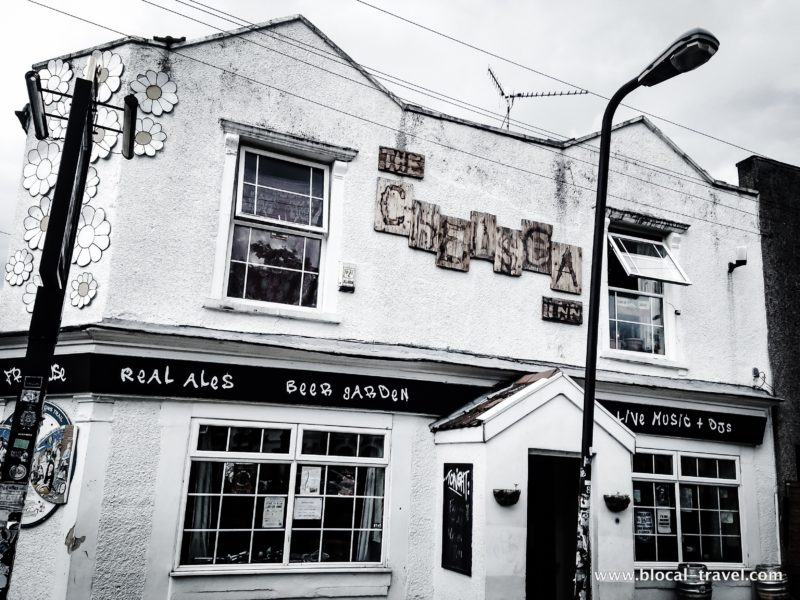 the chelsea pub bristol food guide