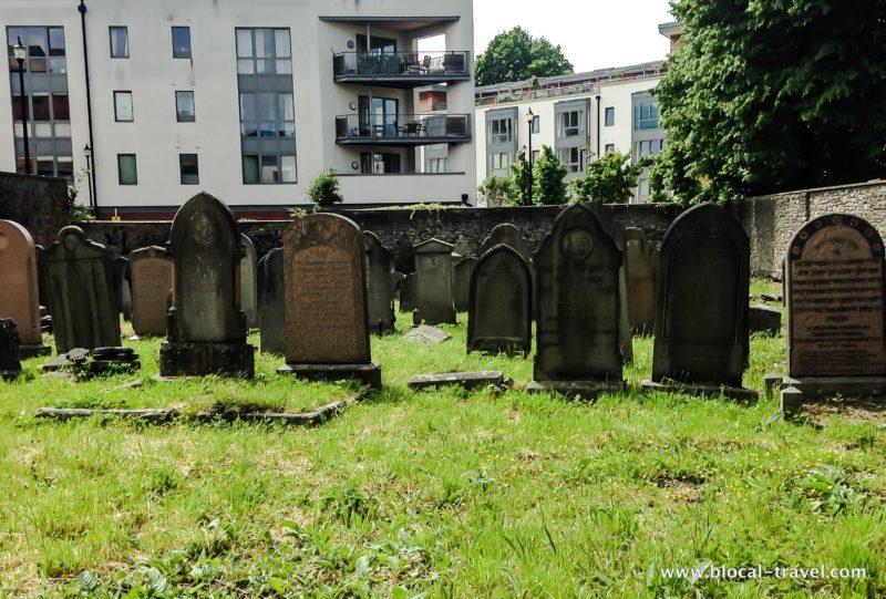 barton road jewish cemetery bristol