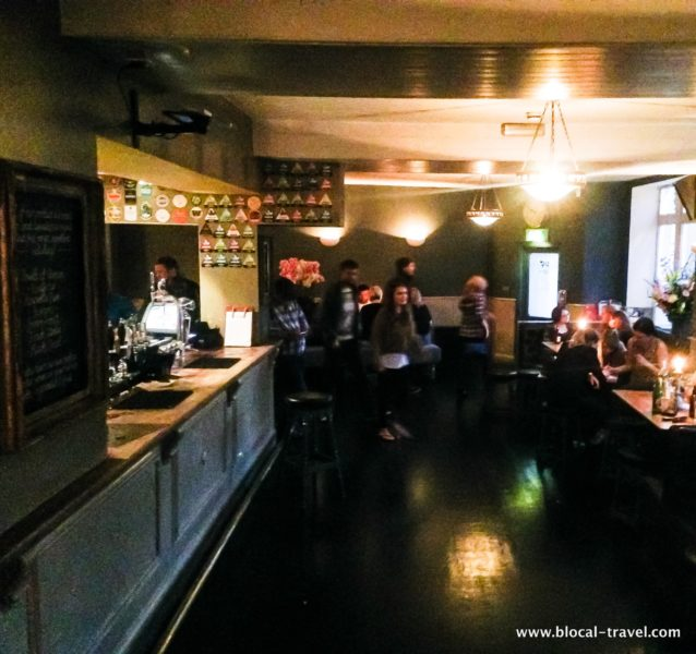 the spotted cow bristol food guide