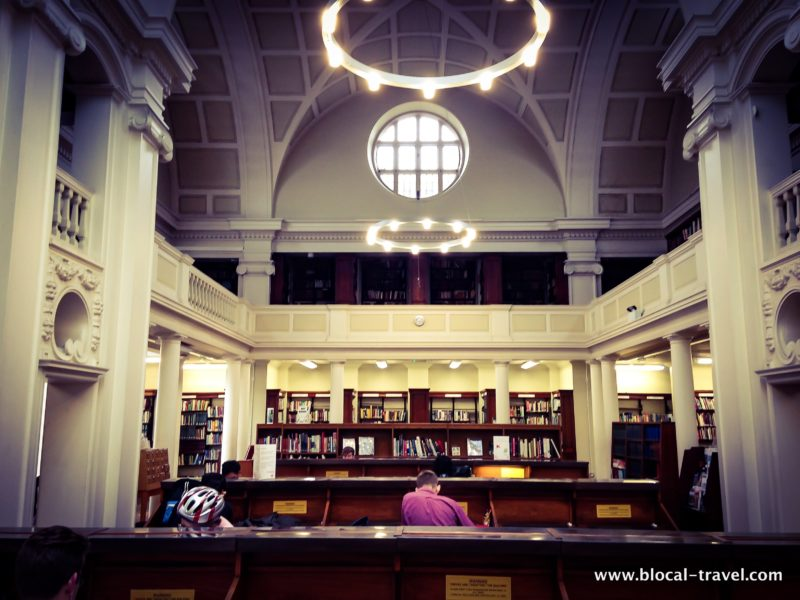 central library Bristol