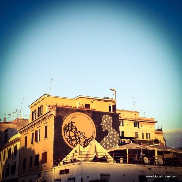 Sam3 Ostiense Rome's street art