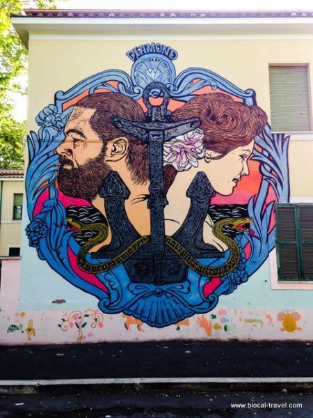Rome's street art