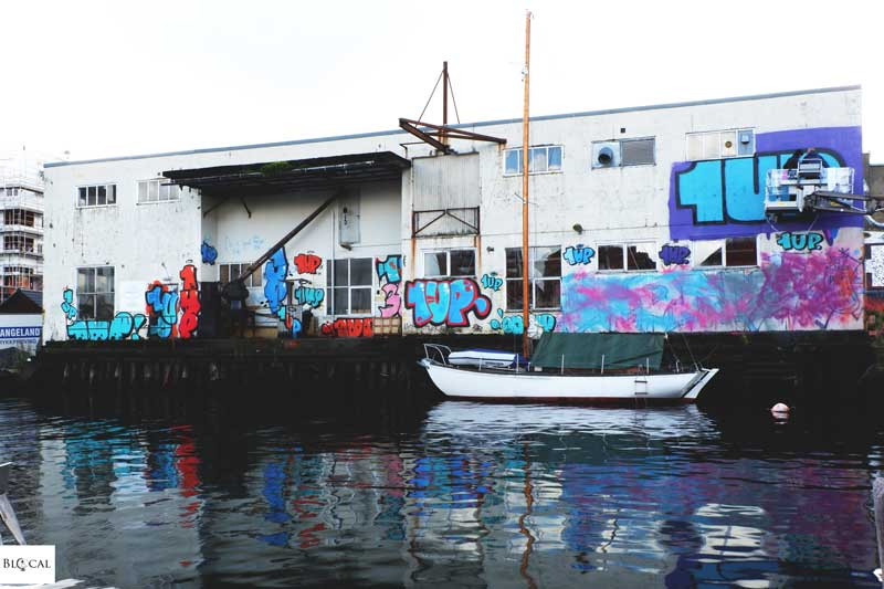 1UP crew painting stavanger nuart