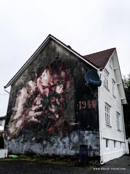 Borondo stavanger street art guide