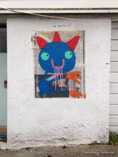bortusk leer stavanger street art guide
