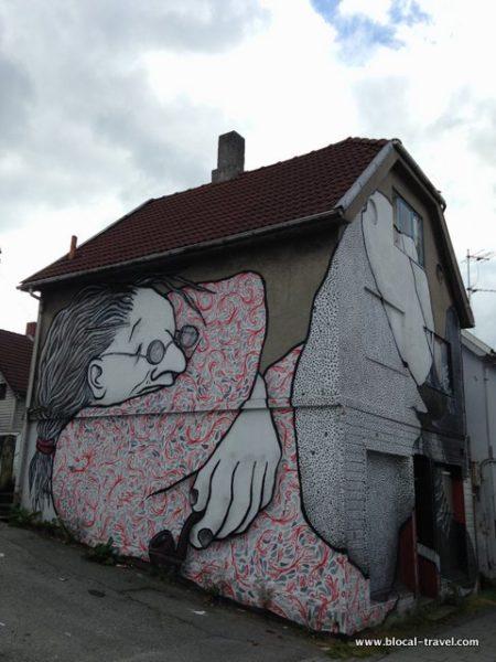 ella & pitr stavanger street art guide