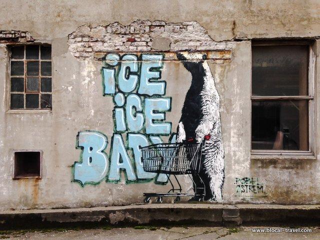 Pobel nuart stavanger street art guide