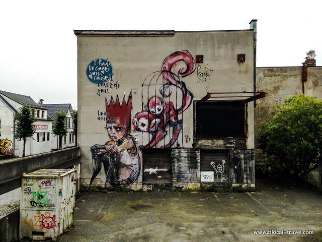 herakut stavanger street art guide