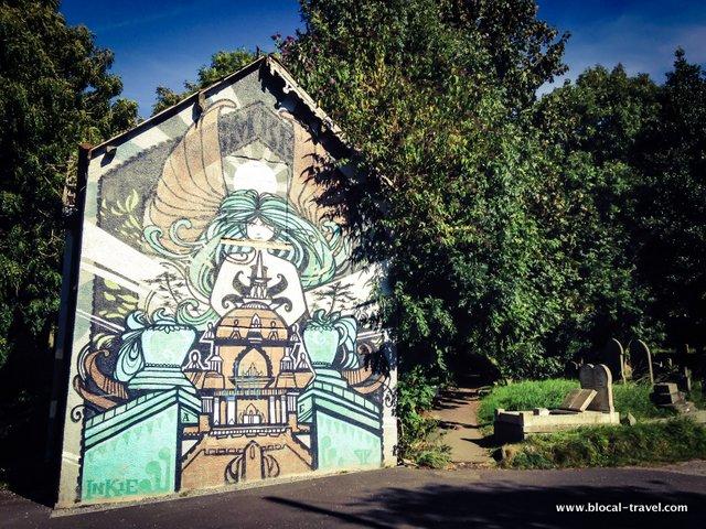 Bristol street art guide