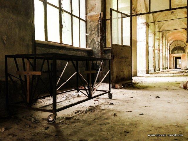 abandoned places manicomio Racconigi mental asylum urbex
