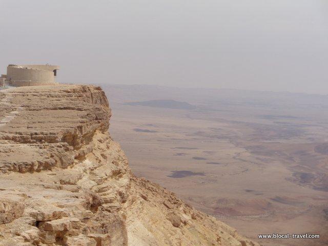 Mizpe Ramon Negev desert Israel