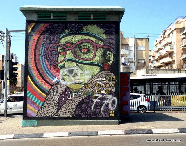 broken fingaz tel aviv street art guide