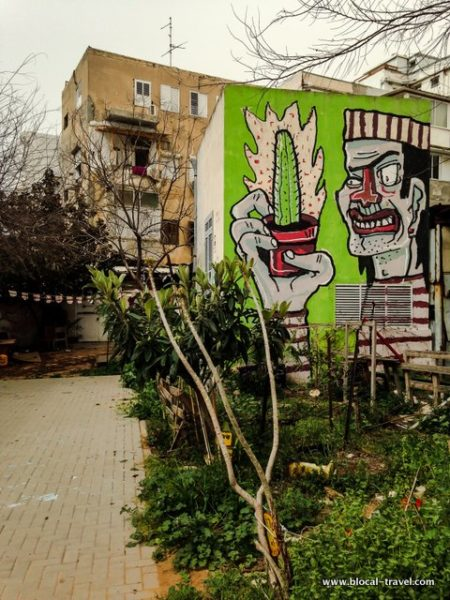 dioz tel aviv street art guide