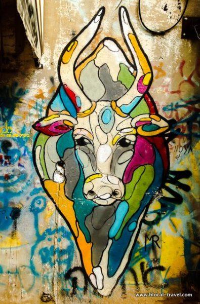 michal rubin tel aviv street art