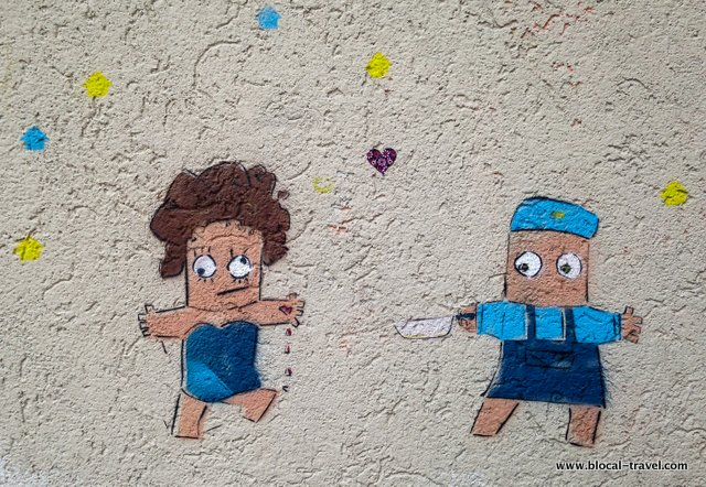 sened tel aviv street art guide