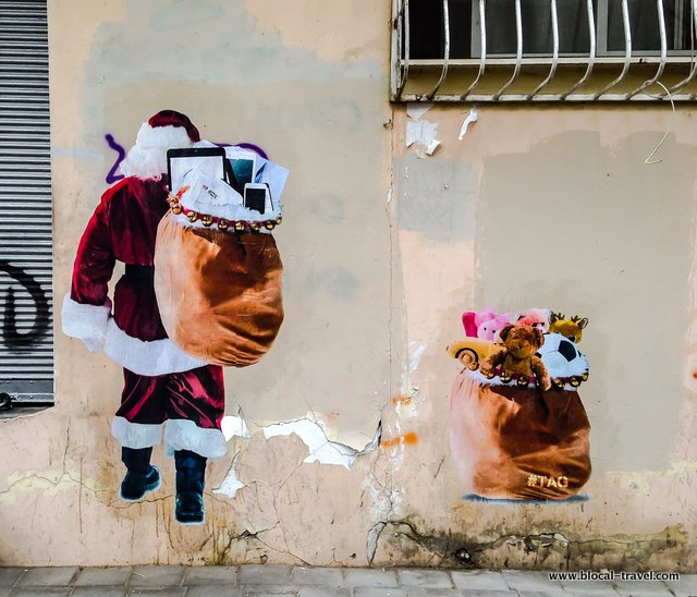 #tag tel aviv street art guide