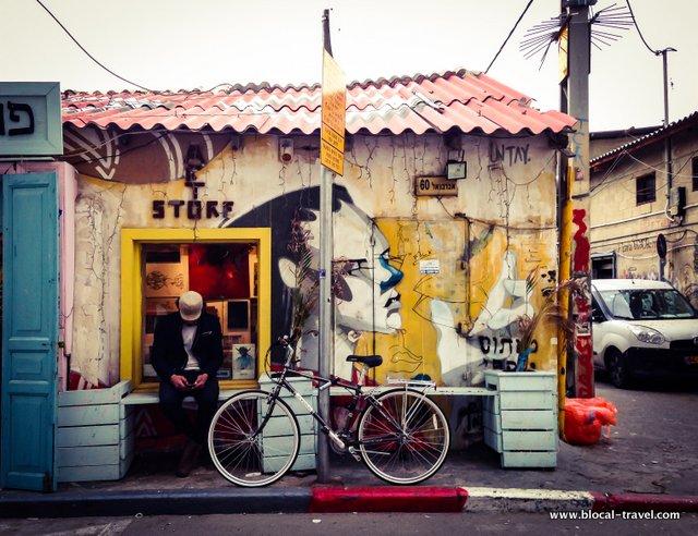 untay tel aviv street art guide