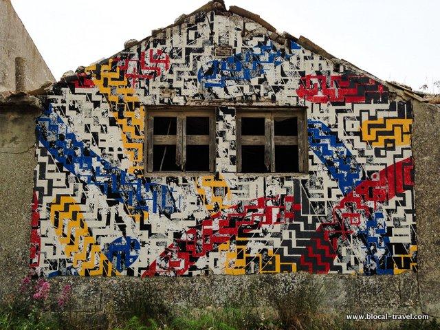 triscele project ragusa street art