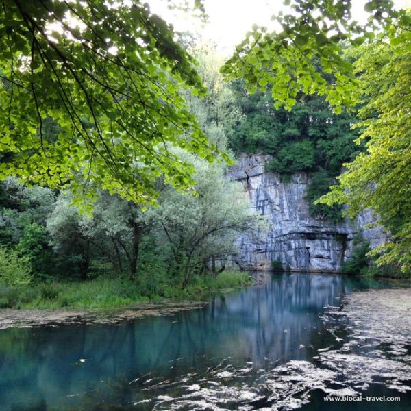 krupa river slovenia