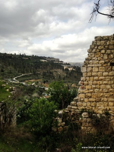 lifta ghost town abandoned places in israel