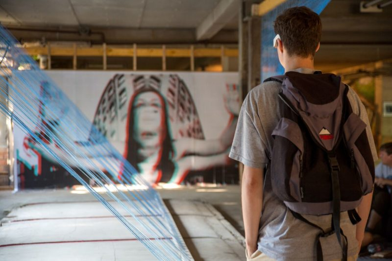 Ibug urban art festival
