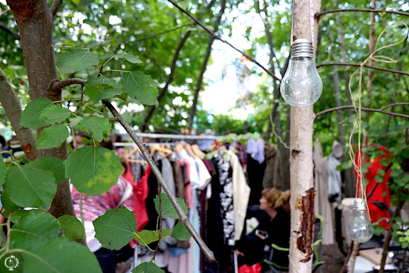 Prinzessinnengarten flea market