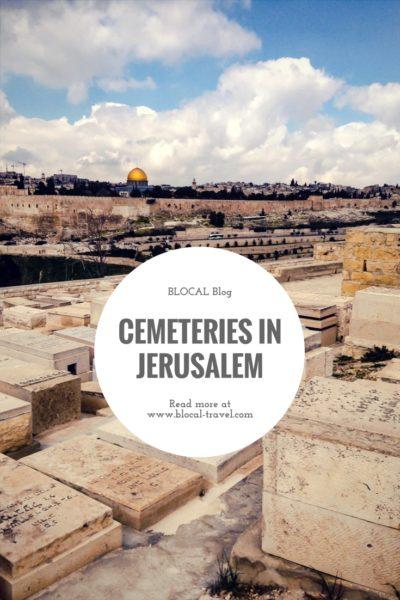 Jerusalem Cemeteries