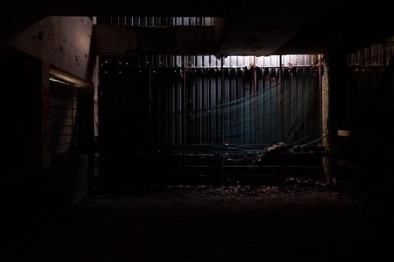 abandoned zoo Turin